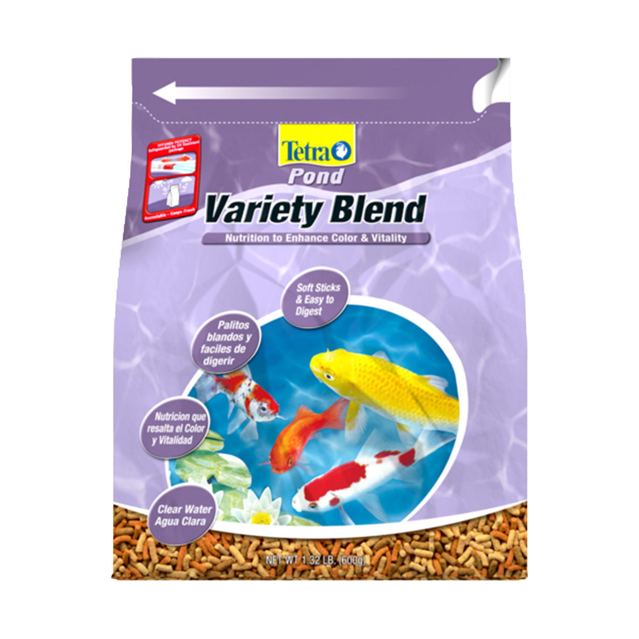 TetraPond Variety Blend - 1.32 lb 14796