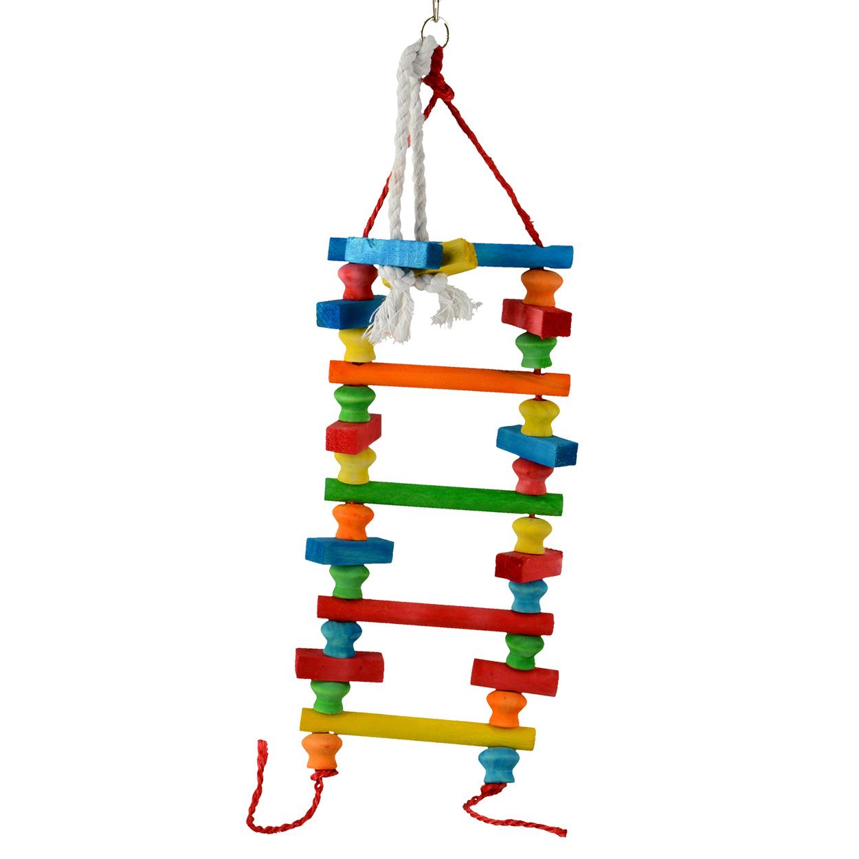 Animal Treasures Birdie Multi-Block Ladder 16945