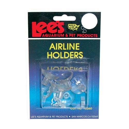 Lee's Airline Holders - 6 pk 17017