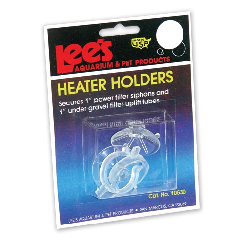 Lee's Heater Holders - 2 pk 17018