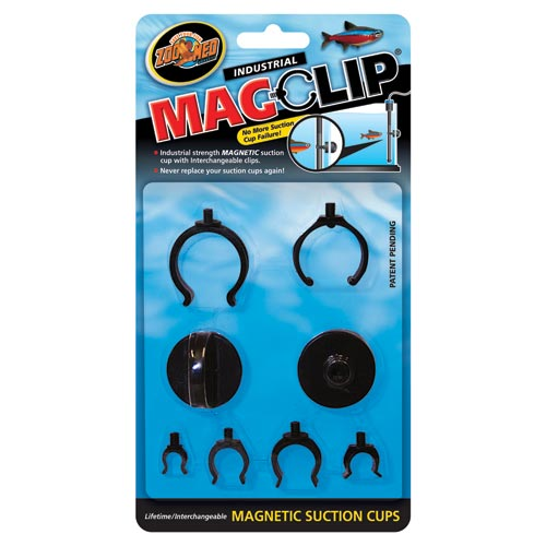 Zoo Med Mag-Clip Magnetic Suction Cups 24998