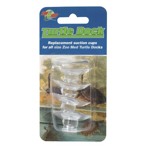 Zoo Med Suction Cups for Turtle Dock - 4 pk 25193