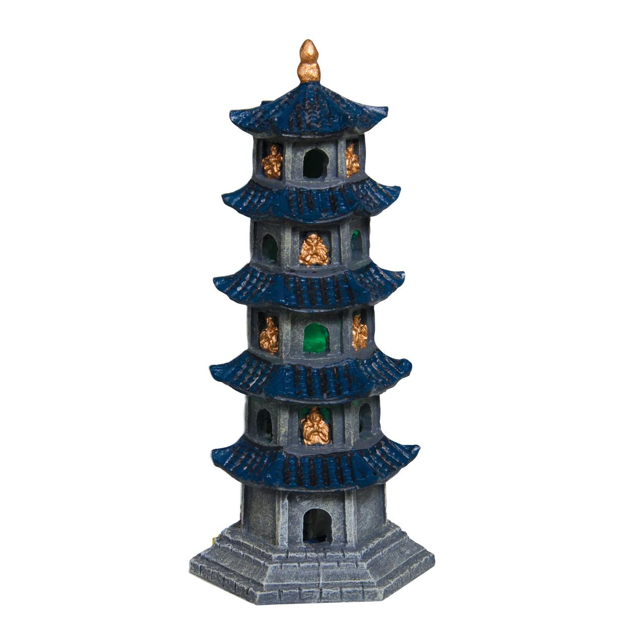 Aqua One Aerating LED Temple 52059