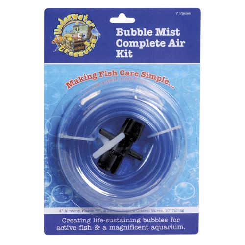 Underwater Treasures Bubble Mist Complete Air Kit 53373