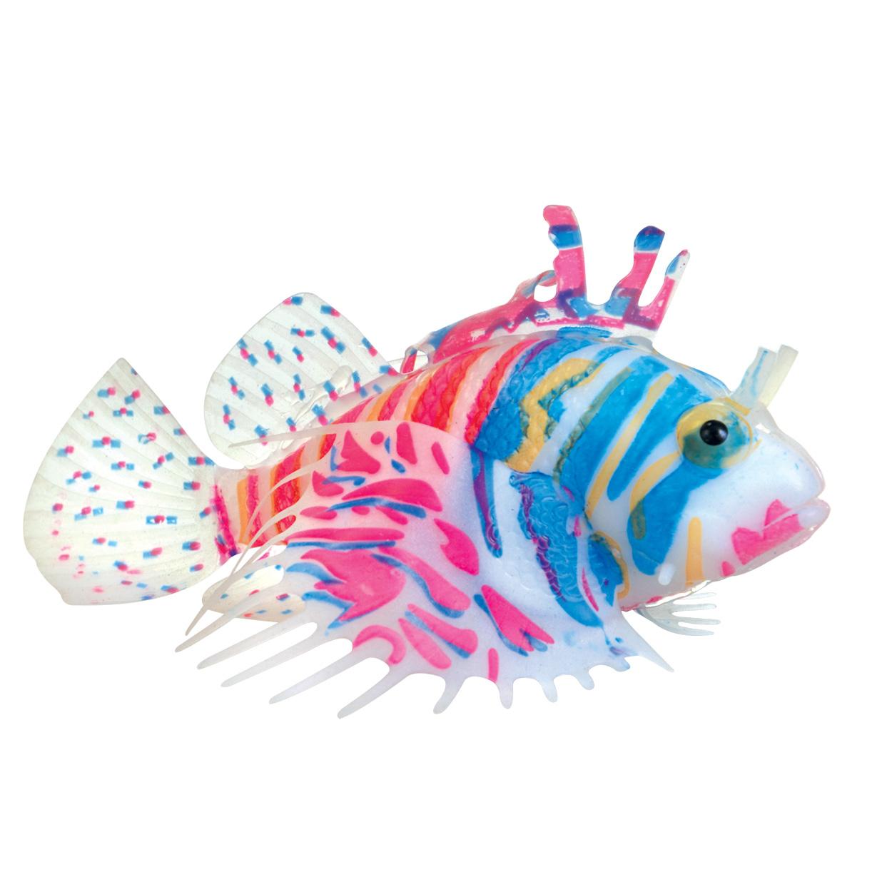 Underwater Treasures Action Lionfish - Multicolored 53585