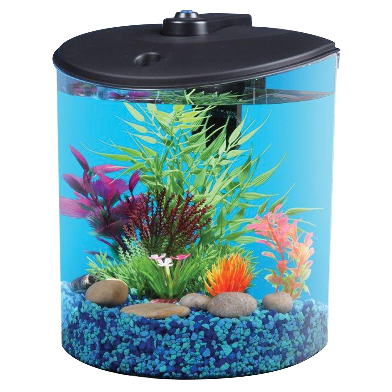 API 180° View Aquarium Kit - 1.5 gal 5897