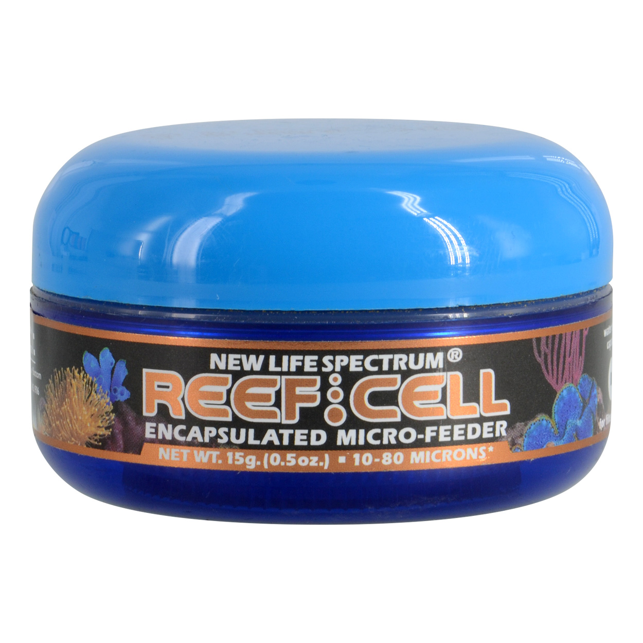 New Life Spectrum Reef Cell Encapsulated Micro-Feeder - 15 g 62000