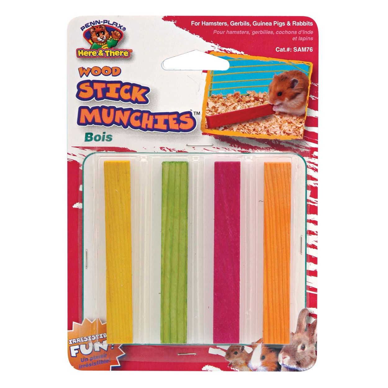 Penn Plax Stick Munchies 64528
