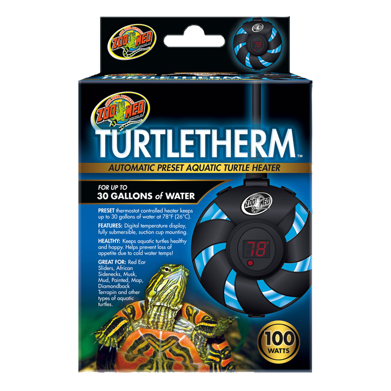Zoo Med Turtletherm - 100 W 78149