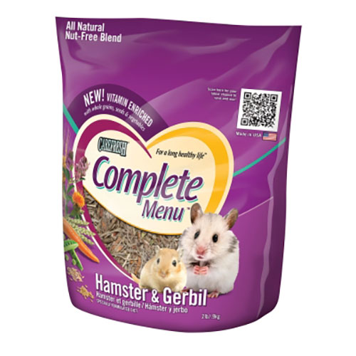 Carefresh Complete Menu - Hamster & Gerbil Food - 2 lb LSAC00222