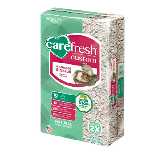 Carefresh Natural Paper Bedding - Hamster & Gerbil - 30 L LSAC00387