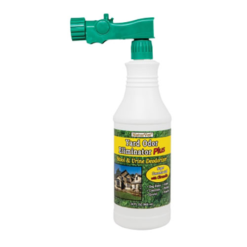 NaturVet Yard Odor Eliminator Spray - 32 fl oz LSAH66001