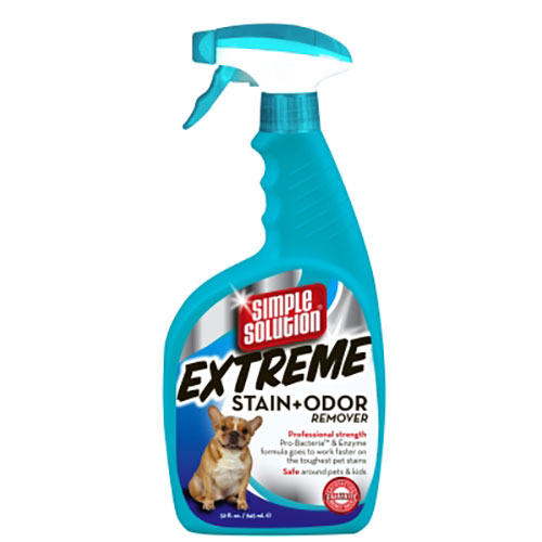 Simple Solution Extreme Stain+Odor Remover - 32 fl oz LSBR101377