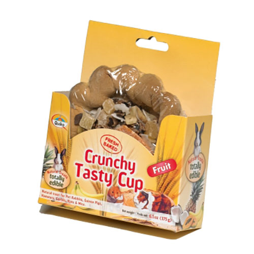 Vitakraft Sunseed Quiko - Crunchy Tasty Cup - 6.1 oz LSSN01519